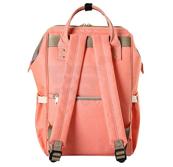 Sunveno Diaper Bag Peach