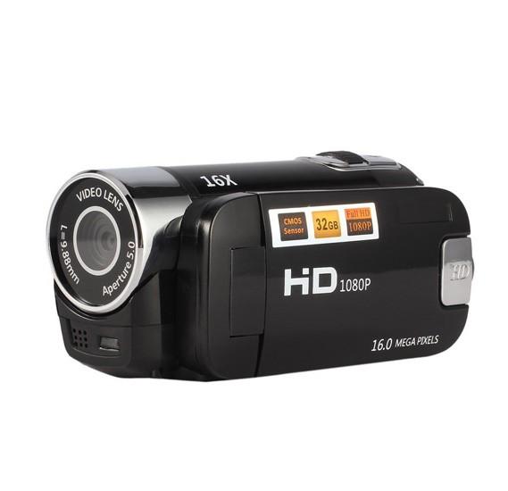 72229711648 ... 2 in 1 Bundle Bison HD Digital Video Camera Recorder 16 Megapixel