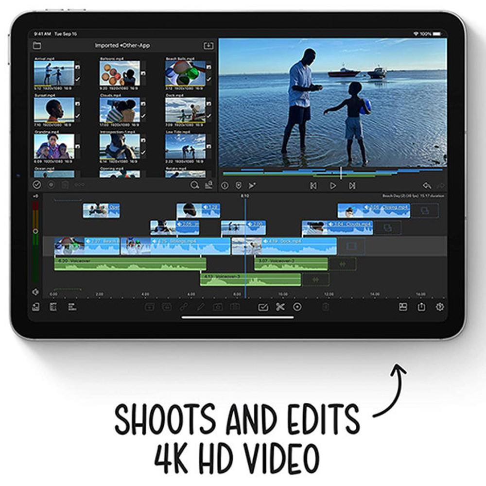 Buy Apple iPad Air 2020 (4th Gen) 10.9inch 64GB WiFi with ...