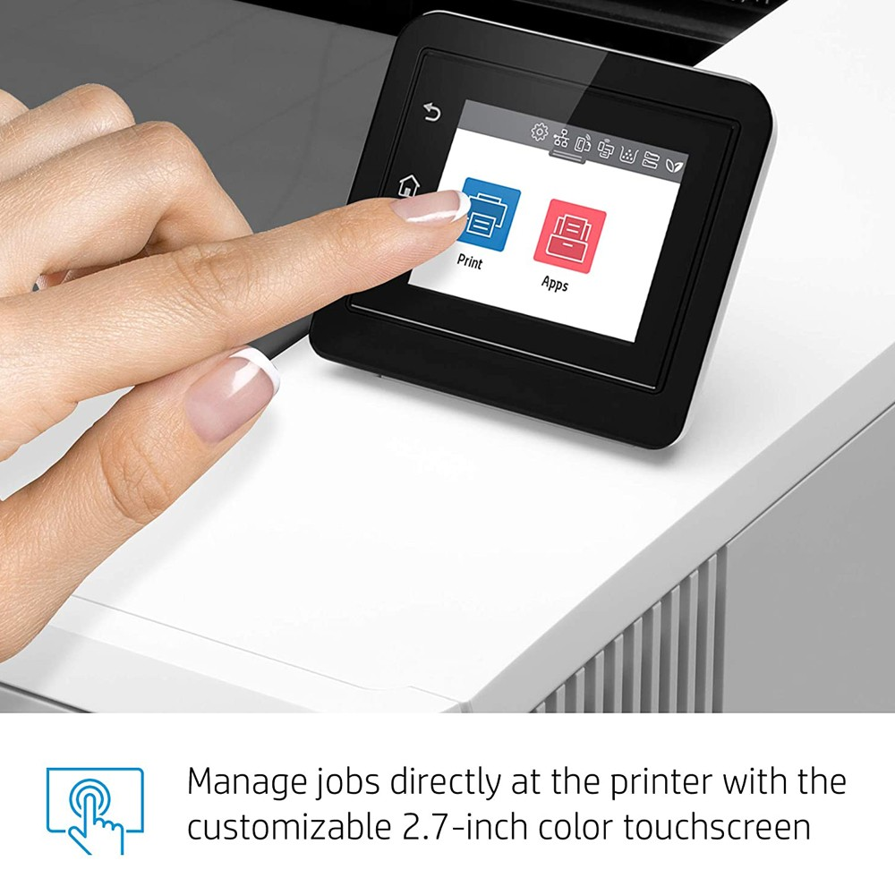 HP M454DW Color Laserjet Printer