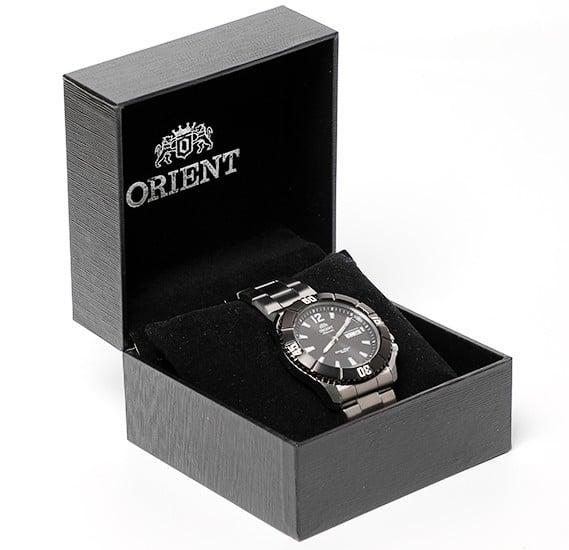Orient Gents Ss Auto Sports 100 Mtr, OW-SEM7D002