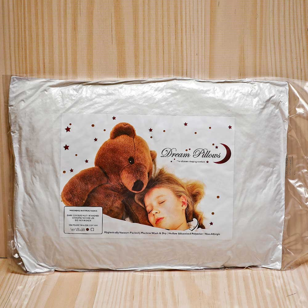 Dream Pillow 75x50cm White, 9039559