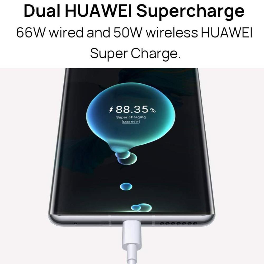 Huawei Mate 40 Pro Dual SIM, 8GB RAM 256GB, 5G, Black