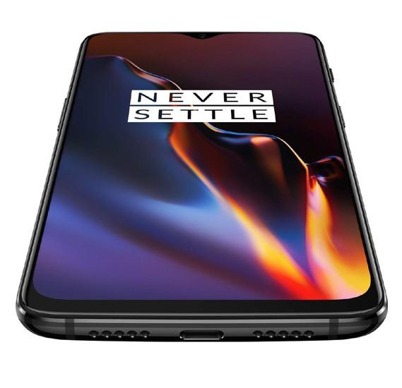 OnePlus  6T 6+128 Mirror black-Chinese Version