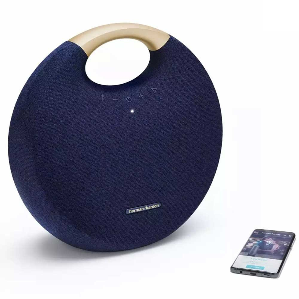 Harman Kardon Onyx Studio 6 Portable Wireless Speaker Blue