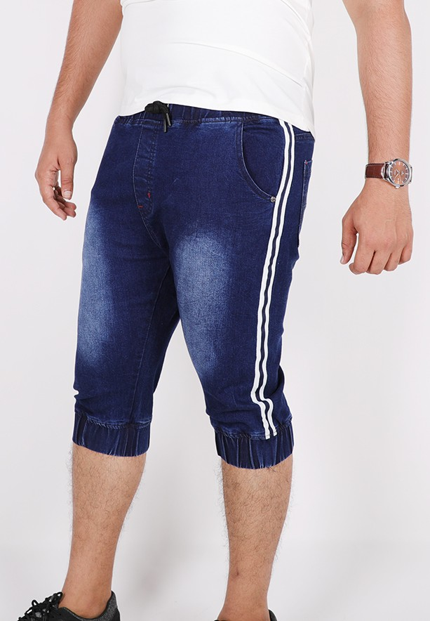 Nansa Hot Marine Denim Jeans For Men Blue - MBBAF62440B - 34