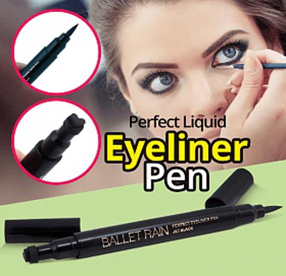 Osp Liquid Eyeliner Pen Jet Black, EL366