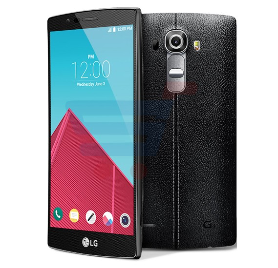 LG G4 Smartphone, Android 5.1, 5.5 Inch Display, 3GB RAM, 32GB Storage, Dual Camera, Dual Sim, Wifi- Black