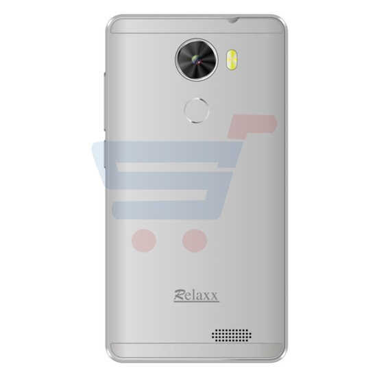 Relaxx Z1 3G Smartphone,Android OS,4.0 Inch Display,Dual Camera,Dual SIM,1.3GHz Dual Core Processor-Silver