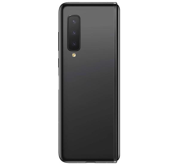 Samsung Galaxy Fold Cosmos Black 512GB 12GB RAM 4G LTE