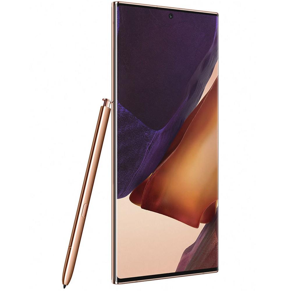Samsung Galaxy Note20 Ultra Dual SIM 12GB RAM 256GB 5G, Mystic Bronze