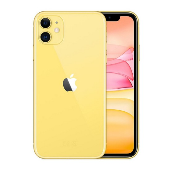 Apple iPhone 11 With FaceTime Yellow 64GB 4G LTE