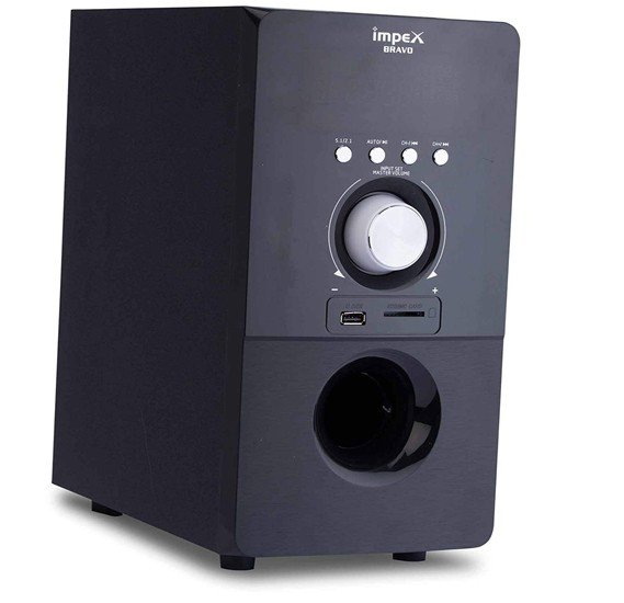 Impex Multimedia Speaker 5.1 Bravo,HT 5107