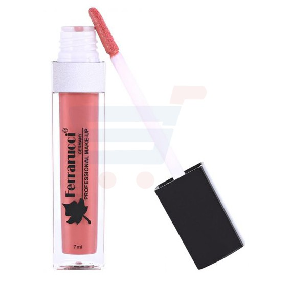 Ferrarucci Matte Long Lasting Lip Gloss 7ml, FLC44