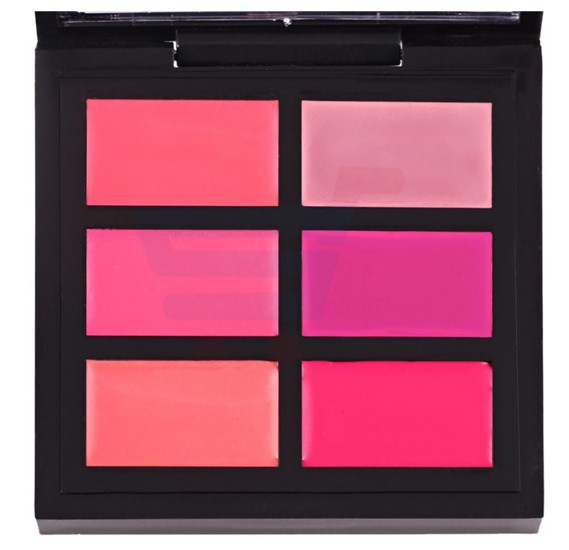 Ferrarucci PRO Lip Palette The Glam Shine 2.2g, 04