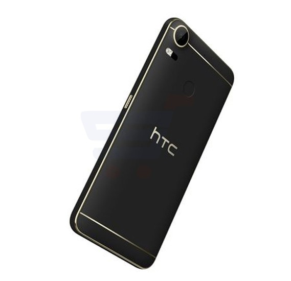 HTC Desire 10 Pro 4G Smartphone, Android 6.0, 5.5 Inch Display, 4GB RAM, 64GB Storage, Dual Camera, Dual SIM - Black