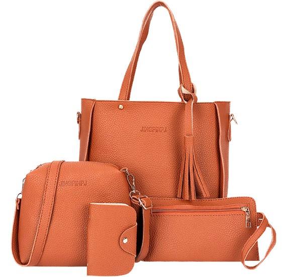 3 in 1 Bundle Pack Flower of Story Perfume gift set, Korean Style Fashionable Bag, Krypton Hair Styler Kit