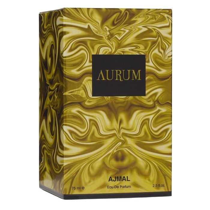 Ajmal Perfume Aurum Spray 75 Ml,Women,6293708004867