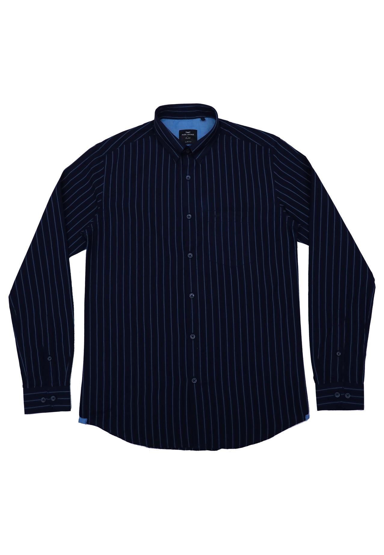 Park Avenue PCSA01884-B7 Mens Shirt, Size 40