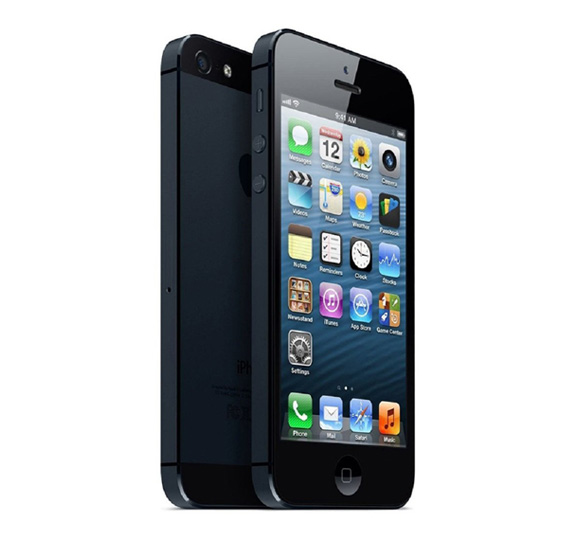 Apple iPhone 5, 4G LTE, iOS 7, 16GB, Dual Core 1.3Ghz, Dual Camera, Wifi - Black