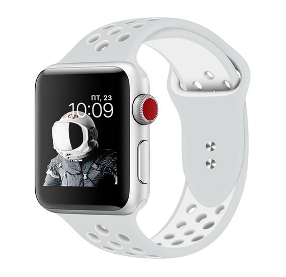 Promate  Oreo-42ML Silicone Sport Band, Grey/White