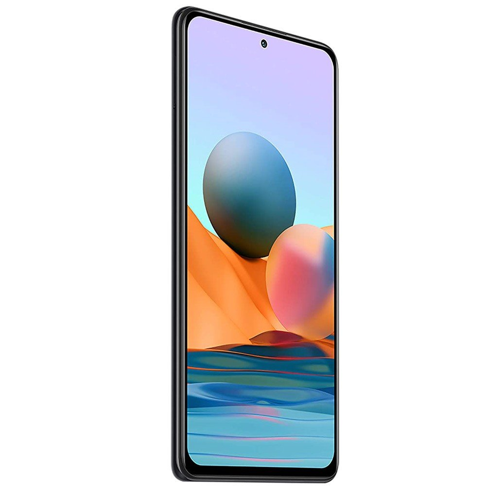 Xiaomi Redmi Note 10 Pro Max Dual SIM Dark Night 6GB RAM 128GB Storage 4G LTE
