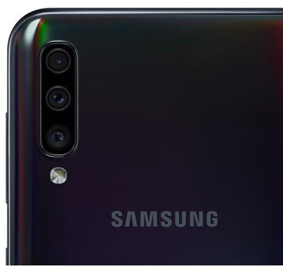 Samsung Galaxy A50 Dual Sim, 128 Gb, 4gb Ram,4g Lte, Black