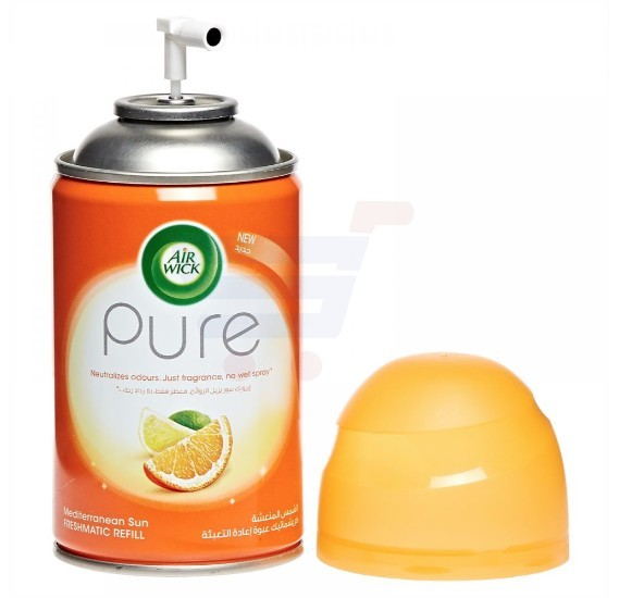 Air Wick Pure Mediterranean Sun Freshmatic Refill 250ml