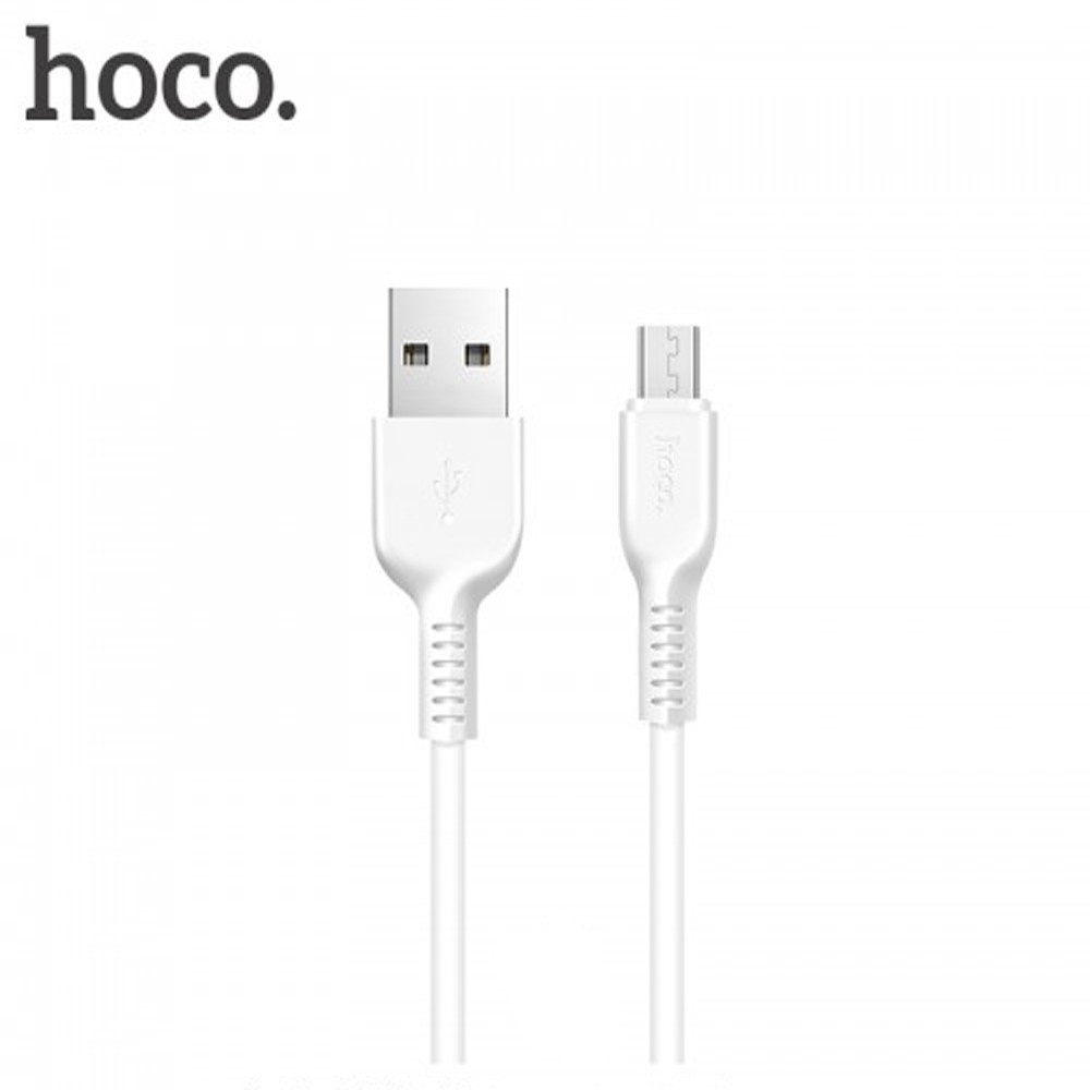 Hoco Flash Micro Charging Cable L 3M, X20