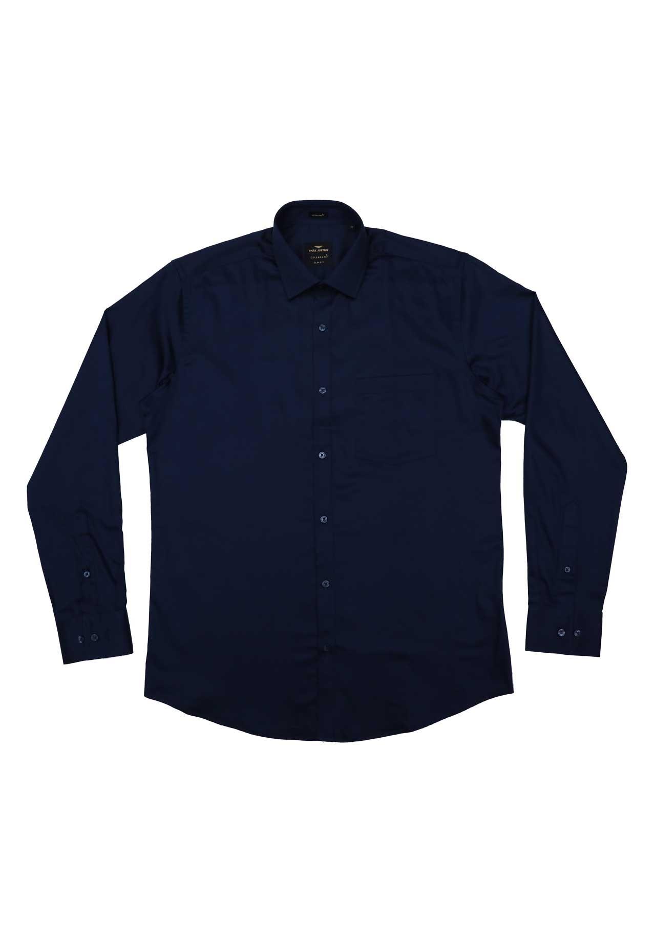 Park Avenue PISY00002-B8 Mens Shirt, Size 42