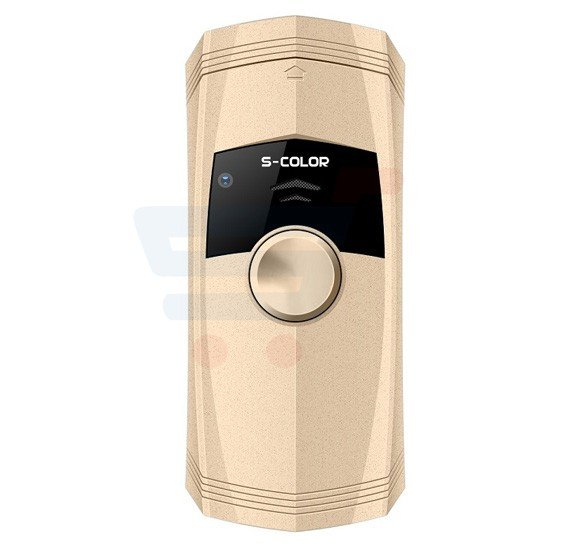 S-Color A20 Spinner Mobile Phone - Gold