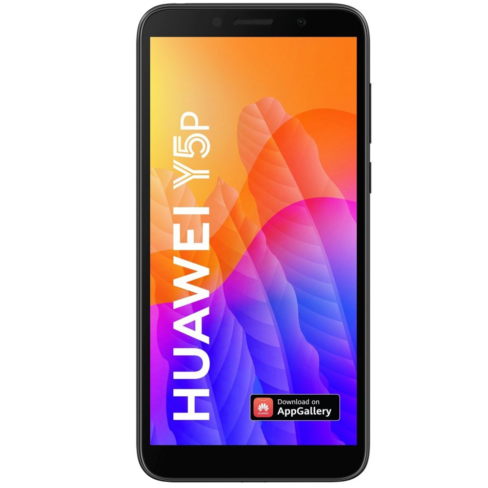 Huawei Y5p Dual Sim 2GB 32GB 4G LTE- Midnight Black