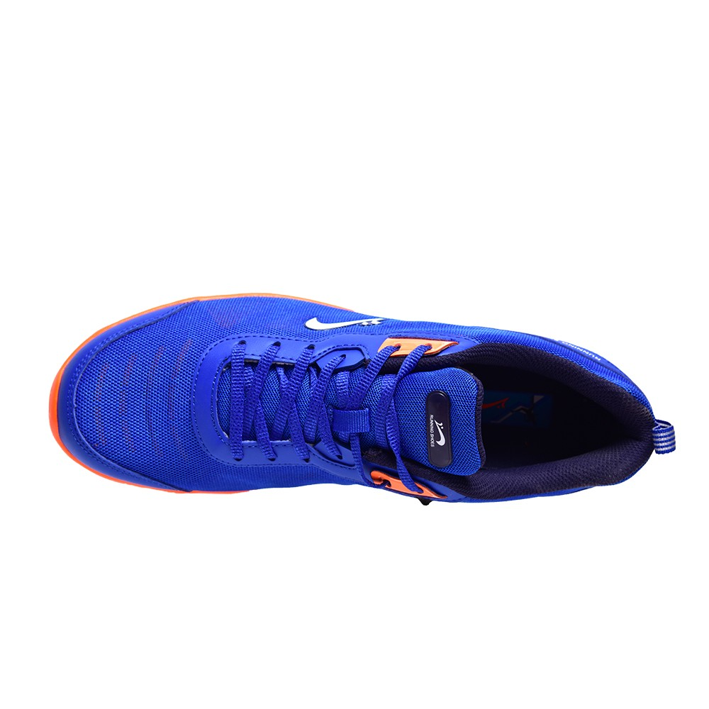 Mens Sports Running Shoes, Size 40, Blue