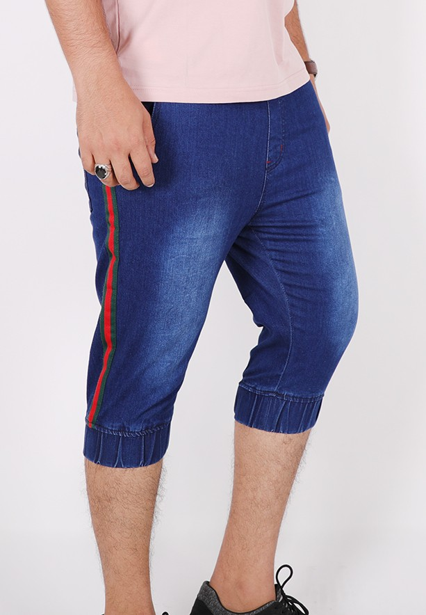 Nansa Hot Marine Denim Jeans For Men Blue - MBBAF62440C - 34