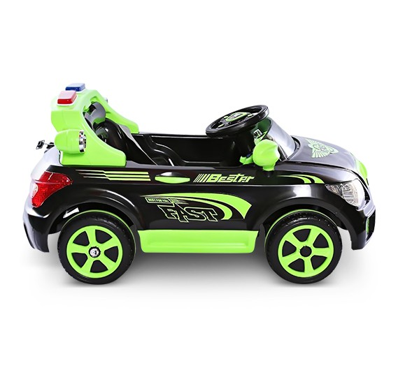 Toys4you Remote Control Riding Car - LB-208R, Green