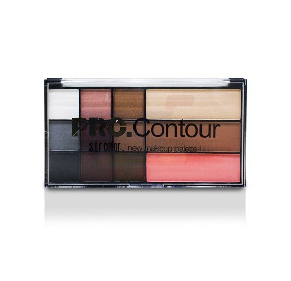 SFR Color Professional Contour New Makeup Palette Colors 02 - 6729
