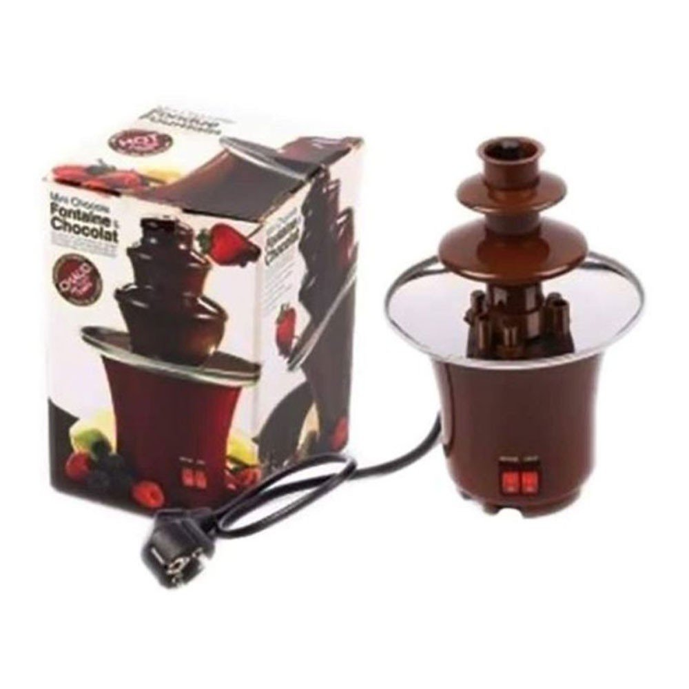 Mini Molten Chocolate Fountain BD-017 Brown