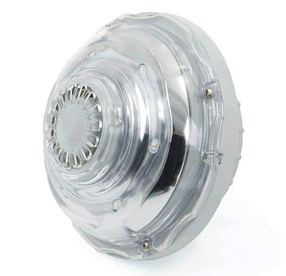 Intex-Led pool light w/hydroelectric power (1.25 inch),28691