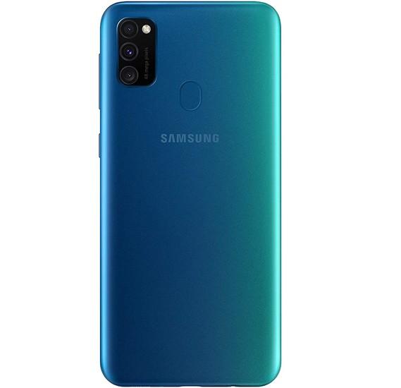 Samsung Galaxy M30s Dual SIM 4GB RAM 64 GB, 4G LTE - Blue
