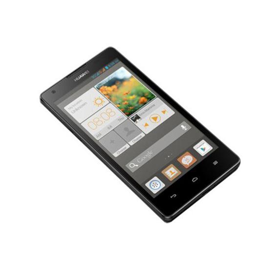 Huawei Ascend G700 Dual SIM 8GB, 2 GB Android OS,3G +Wifi,Black