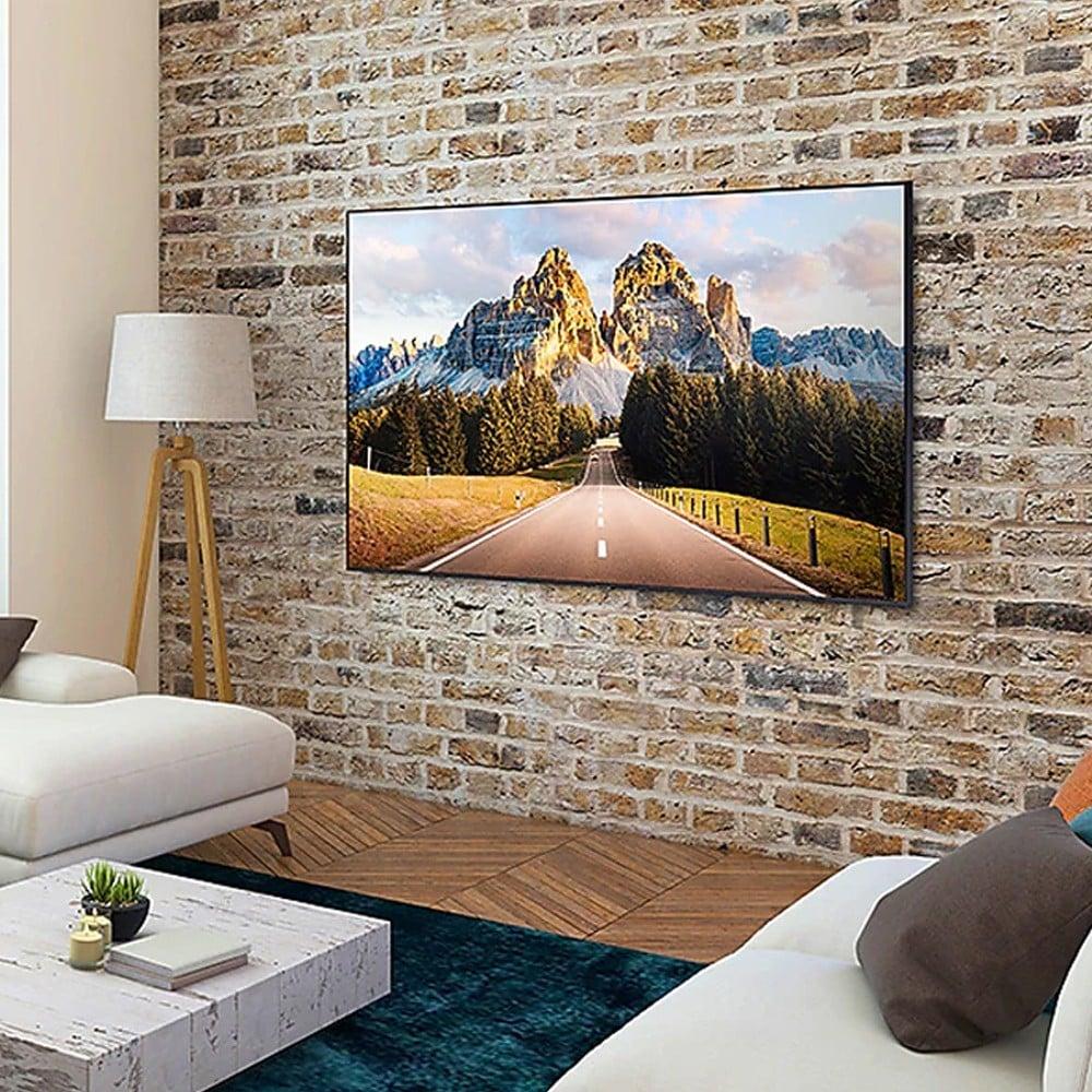 Samsung 43 Crystal UHD 4K Smart TV, 43AU7000