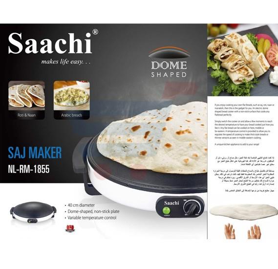 Saachi 40cm Dome Shaped Saj Roti Maker ‐ RM‐1855