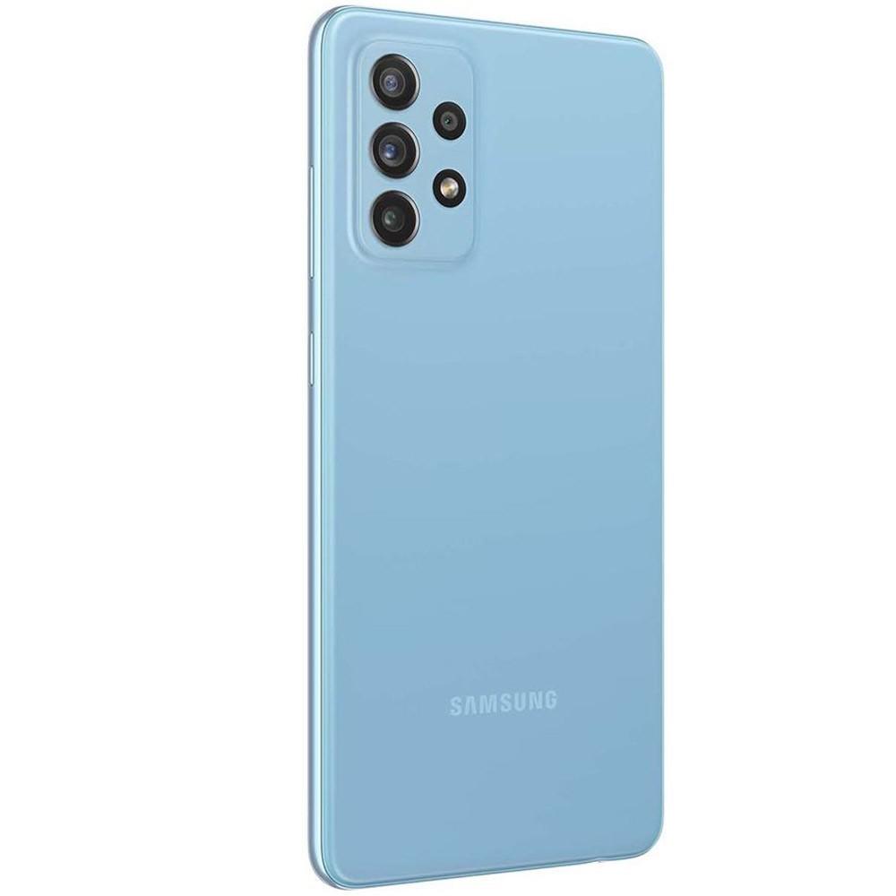 Samsung Galaxy A72 Dual SIM Blue 8GB RAM 256GB 4G LTE