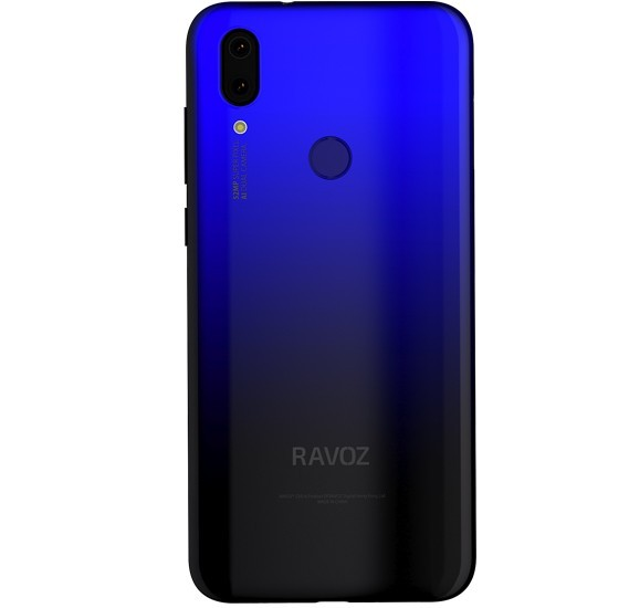 3 in 1 Bundle Pack  Ravoz Z5 Dual Sim 3GB RAM 32GB Smartphone, Tomi Mens Watch With Free Ravoz Flask
