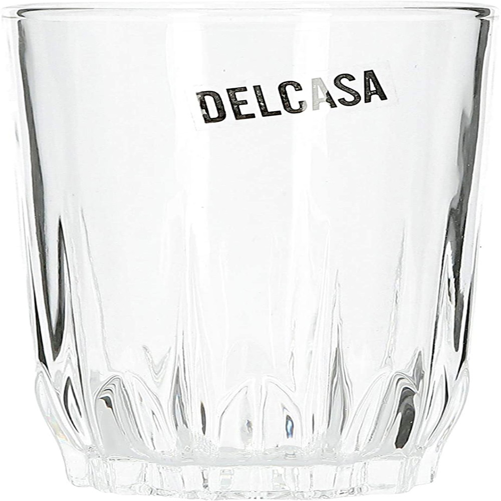 Delcasa 270ML 9Oz 6Pc Glass Tumbler DC1665