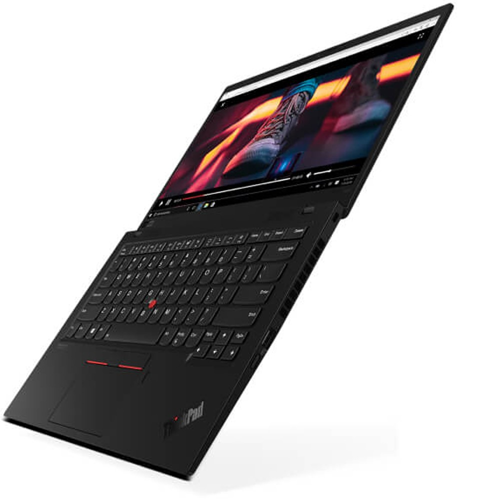 Lenovo ThinkPad X1 Carbon Notebook, 14 Inch Full HD Display Core i7 Processor 16GB RAM 512GB SSD Storage Integrated Graphics Win10 Pro