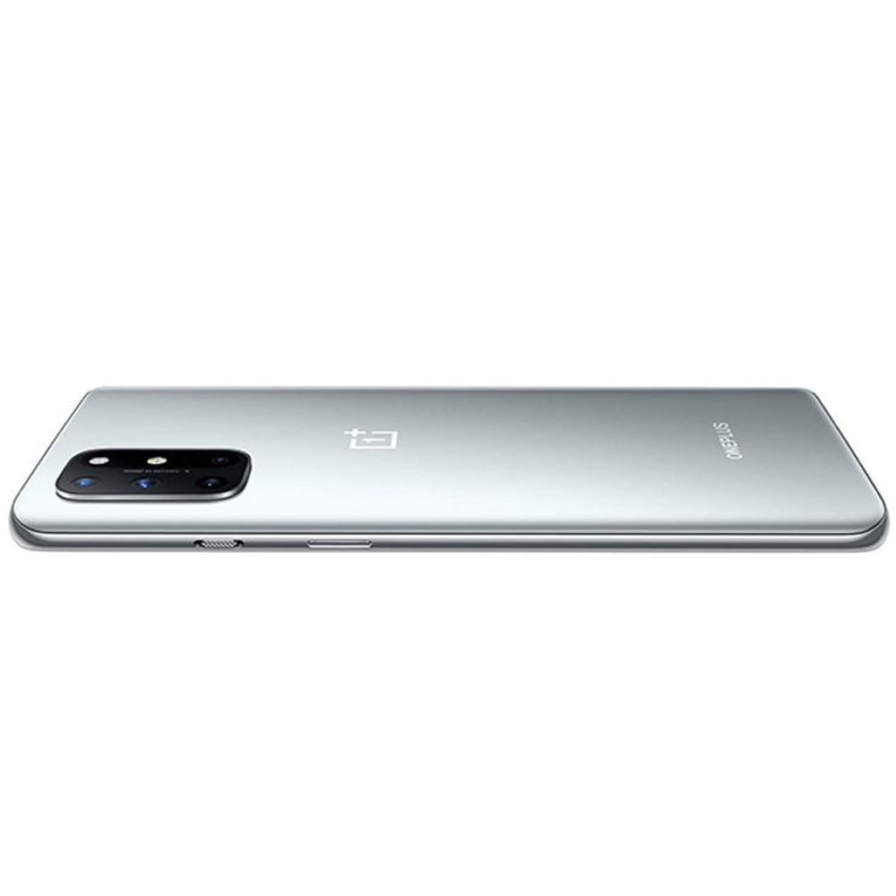 OnePlus 8T Dual Sim, 8GB RAM 128GB, 5G, Lunar Silver
