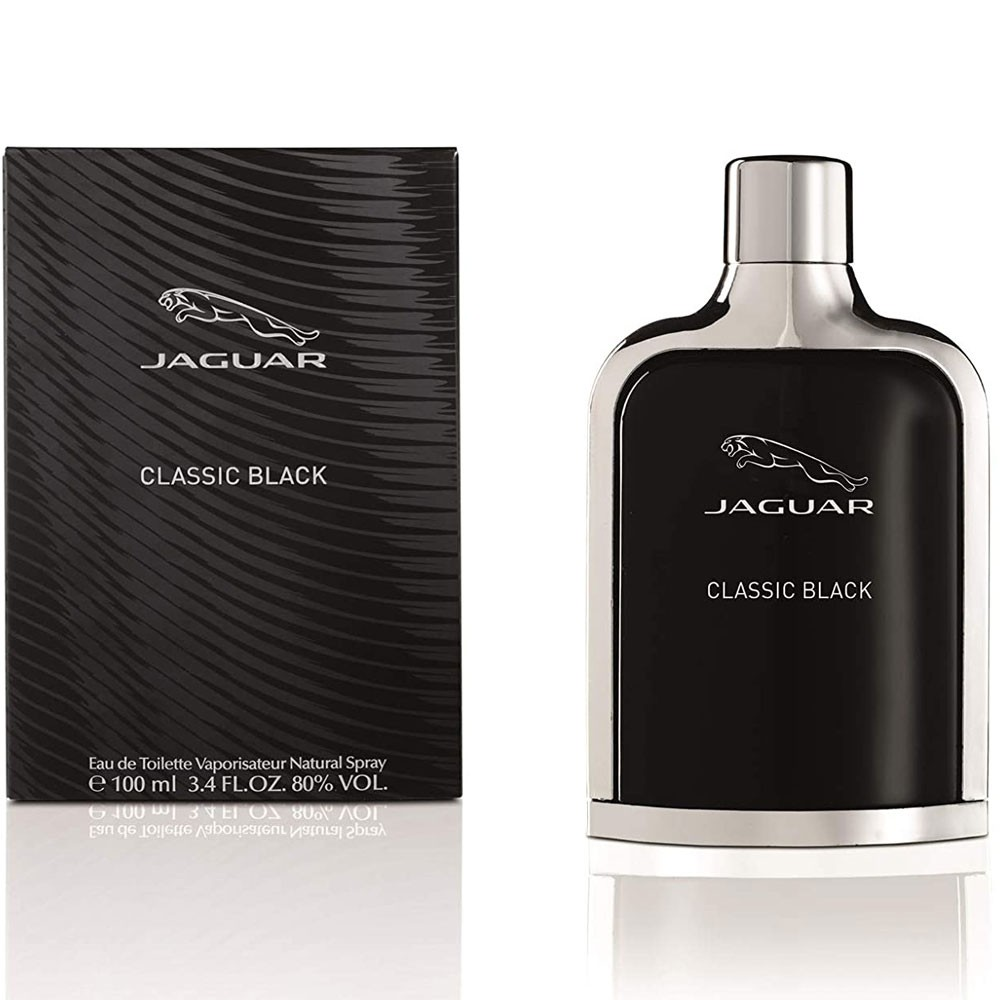 2 in 1 Mens Fragrance Pack, Jaguar Black 100 ml and Axe Dark