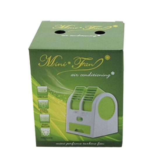 Mini Fan Wireless USB Ice Cooler Fan EA-803