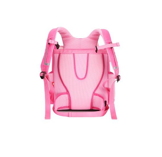 Nohoo Jungle Kids School Bag - Sapiential Bear Pink NH_NHB250-2_SPI Pink (34*27*14)